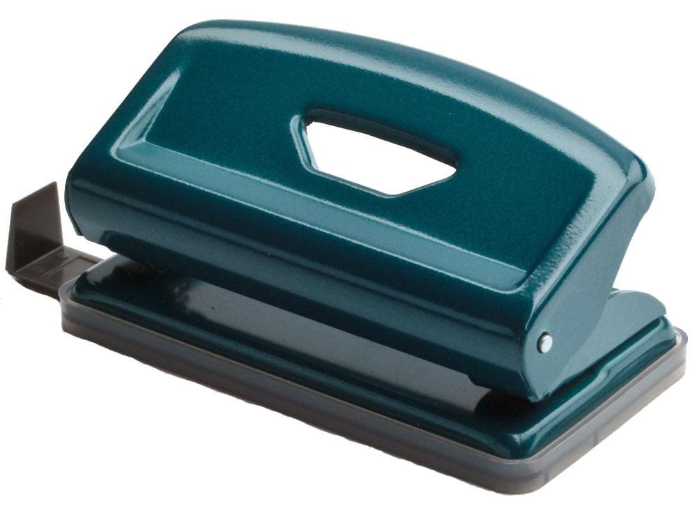 Office Force Stationery Дырокол Mini 10 листов 2 отверстия цвет зеленый35010Дырокол Office Force серии Mini с эргономичным упором оснащен форматной линейкой A4, A5, A6, 888. Корпус выполнен из металла. Толщина пробивания - до 10 листов, 80г/м2. Пробивает 2 отверстия, диаметром 6 мм. Расстояние между отверстиями 80 мм. Наличие специальных фиксаторов обеспечивает возможность хранения дырокола в сложенном виде. Нескользящая прорезиненная подошва, контейнер для сбора конфетти.