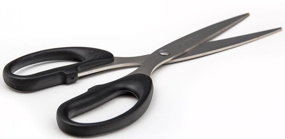 Office Force Stationery Ножницы эргономичные цвет черный 16 см 995-399503Ножницы Office Force Stationery с эргономичными пластиковыми ручками изготовлены из высококачественной нержавеющей стали. Длина ножниц 16 см. Данные ножницы обеспечивают удобство и высокое качество резки.