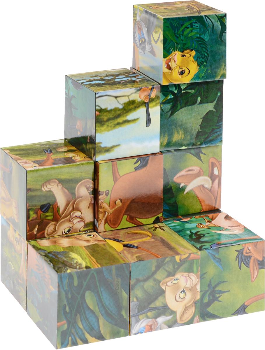 Step Puzzle Кубики Король Лев в чемоданчике миксер centek ct 1107