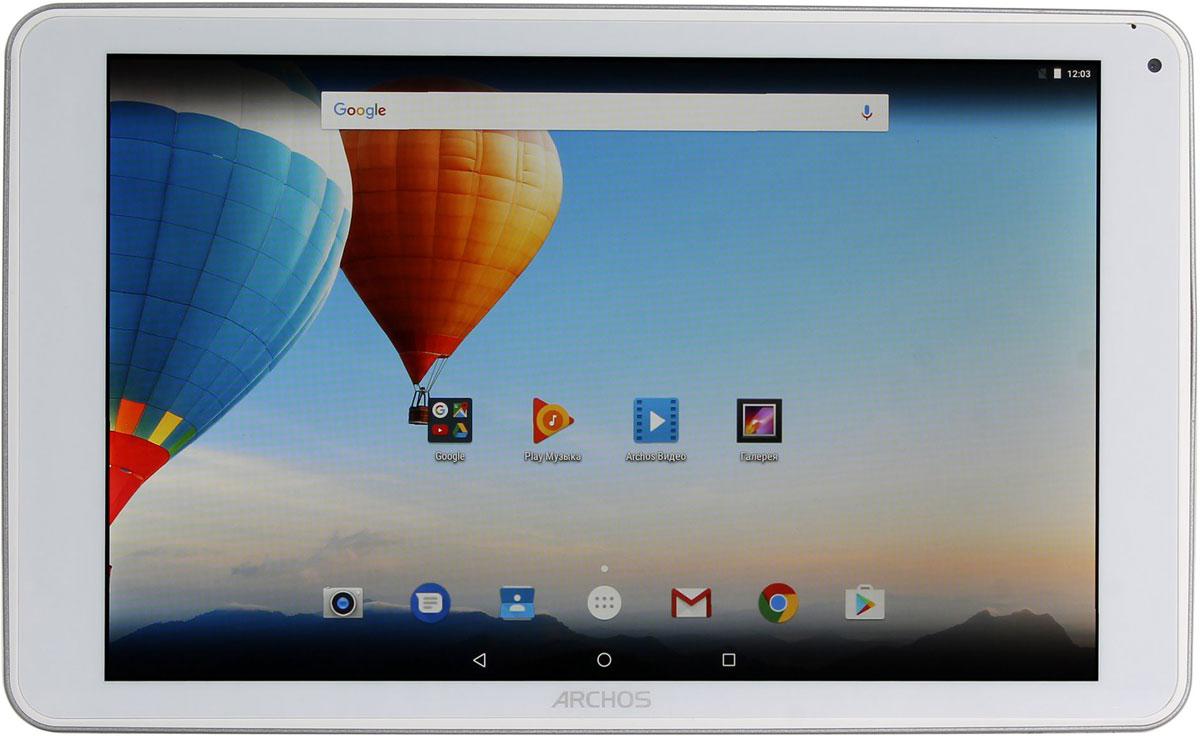 Archos 101C Xenon 16GB101C XENON 16GBArchos 101c Xenon – мультимедийный планшет, который пригодится человеку, любящему смотреть видео с экрана мобильного устройства. Он подходит для домашнего использования, его можно взять с собой в любую поездку.В этой модели установлен 10,1-дюймовый дисплей с разрешением 1280х800 пикселей, изготовленный по технологии IPS. Он обеспечивает яркую, реалистичную картинку с высокой детализацией и широкими углами обзора, благодаря которым смотреть видео на нем можно не только в одиночку, но и в компании.Основу аппаратной платформы планшета составляют четырехъядерный процессор MediaTek MTK 8231 с тактовой частотой 1,3 ГГц и 1 Гб оперативной памяти. Этого достаточно, чтобы запустить несколько приложений одновременно и быстро переключаться между ними.2-мегапиксельная камера пригодится, если владелец захочет что-либо сфотографировать на память. Для видеосвязи планшет оборудован 2-мегапиксельной фронтальной камерой.Планшет сертифицирован EAC и имеет русифицированный интерфейс, меню и Руководство пользователя.
