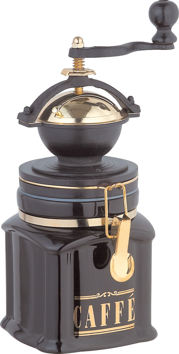 Кофемолка Bekker BK-2521, ручнаяBK-2521Корпус керамический, воронка чугунная, механизм керамический, регулировка помола. 3 цвета: черный, темно-зеленый, белый.