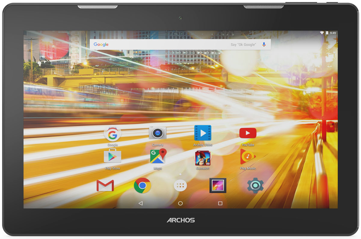 Archos 133 Oxygen, Dark Grey
