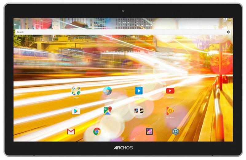 Archos 156 Oxygen 32GB, Silver Black