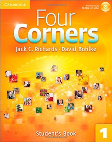 Four Corners 1 Student's Book with CD-ROM with Full Class Video english365 personal study book 1 for work and life cd rom