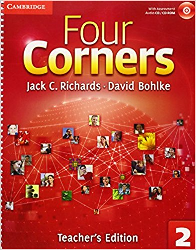 Four Corners 2 Teacher's Book with Assessment Audio CD/CDROM merry team 6 activity book audio cd
