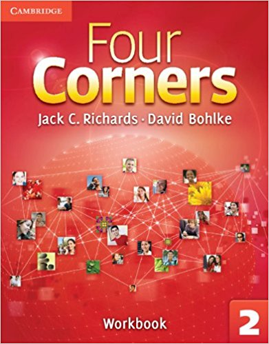 Four Corners 2 Workbook understanding and using english grammar workbook