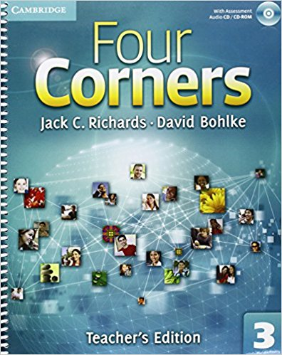 Four Corners 3 Teacher's Book with Assessment Audio CD/CDROM zhou jianzhong ред oriental patterns and palettes cd rom