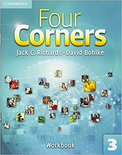 Four Corners 3 Workbook understanding and using english grammar workbook