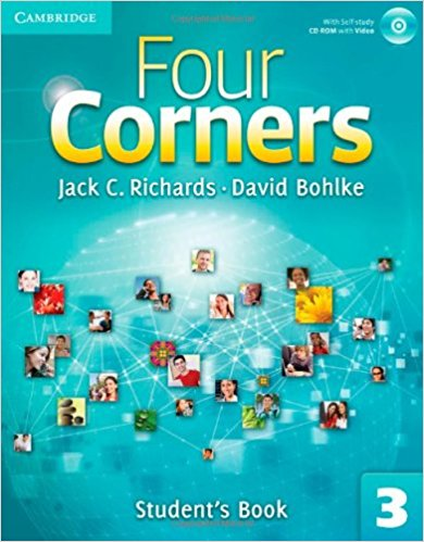 Four Corners 3 Student's Book with CD-ROM with Full Class Video change up intermediate teachers pack 1 audio cd 1 cd rom test maker