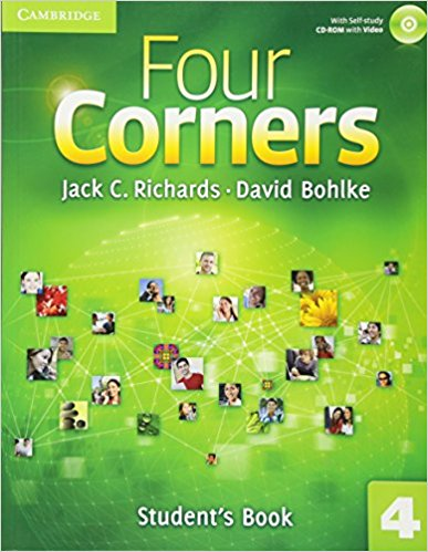 Four Corners 4 Student's Book with CD-ROM with Full Class Video bowen m way ahead 4 pupils book cd rom pack