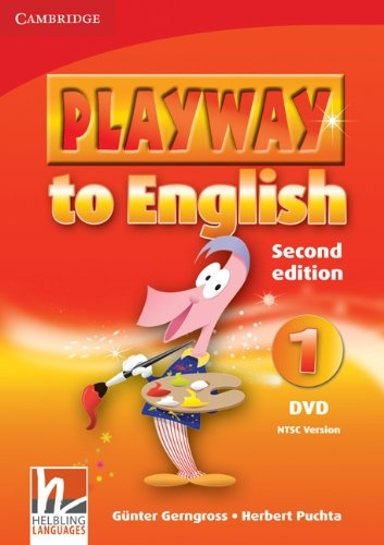 Playway to English New 2 Edition 3 DVD NTSC playway to english second edition 1 class audio cds