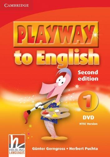 Playway to English New 2 Edition 3 DVD NTSC блокада 2 dvd