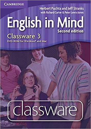 English in Mind 2Ed 3 Classware DVD-ROM murphy r essential grammar in use 3rd edition classware for elementary students of english dvd rom