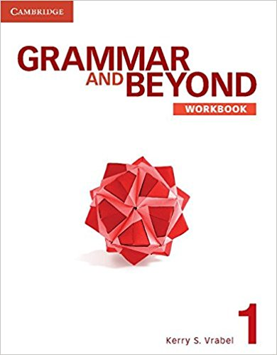 Grammar and Beyond 1 Workbook grammar in practice 4