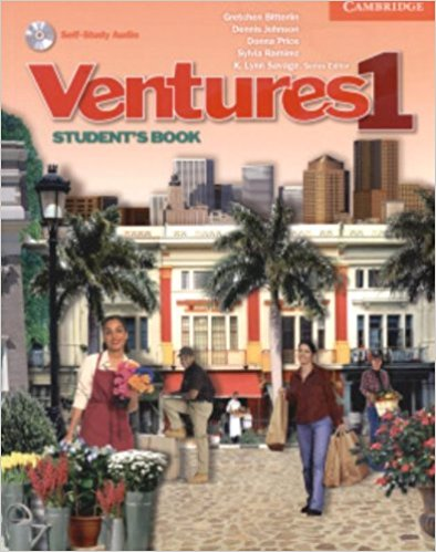 Ventures 1: Student's Book with Audio CD touchstone teacher s edition 4 with audio cd