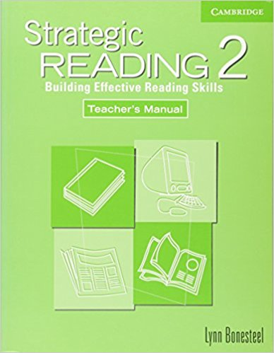 Strategic Reading 2 Teacher's Manual: Building Effective Reading Skills lepin 24011 1344pcs technic series the three in one highway transport set educational building blocks brick toys model gift 6753