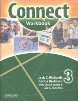 Connect 3 Workbook world class level 3 students book page 1