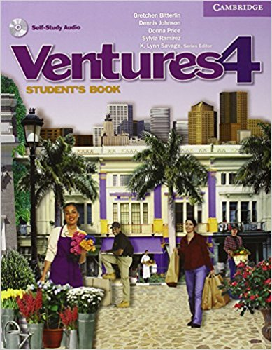 Ventures 4 Student's Book with Audio CD ventures 1 student s book with audio cd