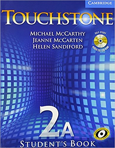 Touchstone 2A Student's Book A with Audio CD/CD-ROM hewings martin thaine craig cambridge academic english advanced students book