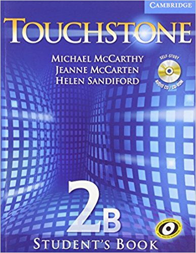 Touchstone 2 Student's Book with Audio CD/CD-ROM B brown s smith d active listening second edition student s book 2 cd