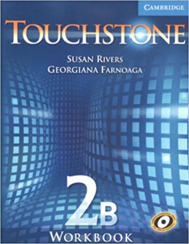 Touchstone 2 Workbook B touchstone 3 workbook b