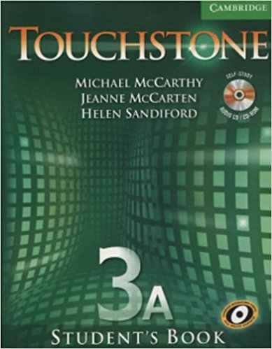 Touchstone 3 SB A +D/R hewings martin thaine craig cambridge academic english advanced students book