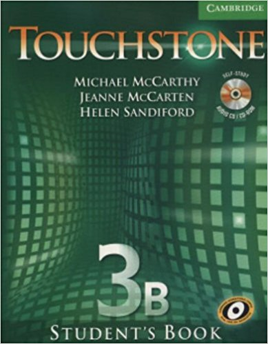 Touchstone 3 Student's Book A with Audio CD/CD-ROM touchstone 3 sb a d r