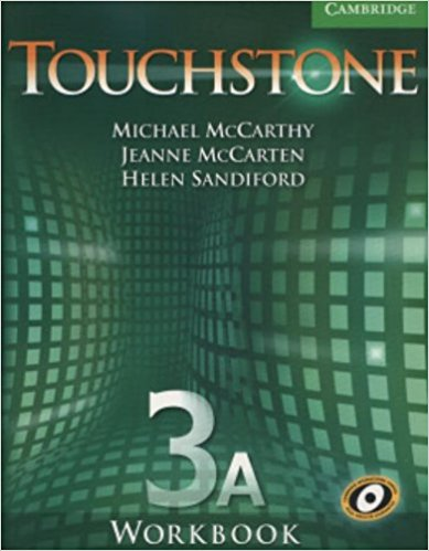 Touchstone 3 Workbook A azimuth azimuth the touchstone depart 3 сd