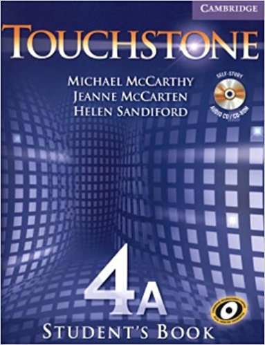 Touchstone 4 Student's Book A with CD hewings martin thaine craig cambridge academic english advanced students book