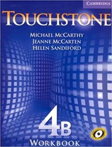 Touchstone 4 Workbook B touchstone 3 workbook b