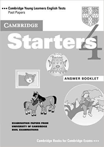 Cambridge Starters 4: Answer Booklet cambridge english empower advanced student s book c1