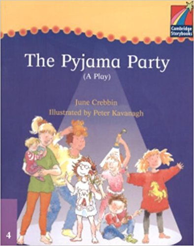 Pyjama Party (Play) seeing things as they are