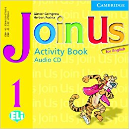 Join Us for English 1 Activity Book Audio CD merry team 6 activity book audio cd