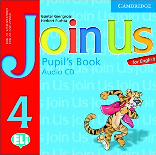 Join Us for English 4 Pupil's Book Audio CD touchstone teacher s edition 4 with audio cd