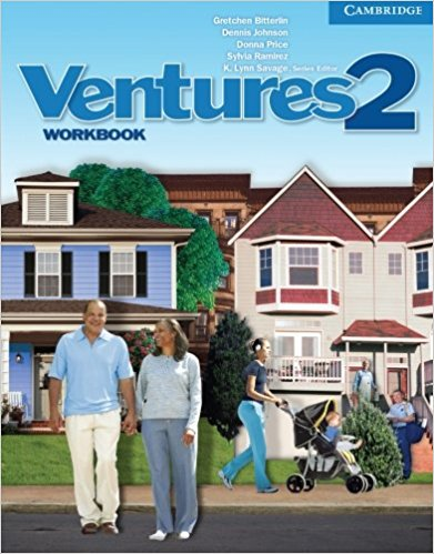 Ventures 2 Workbook in touch 2 workbook