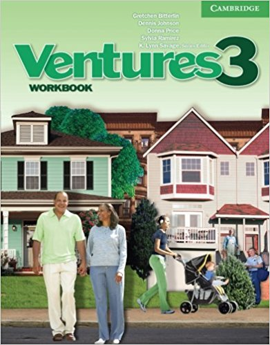 Ventures 3 Workbook the destruction of tilted arc – documents