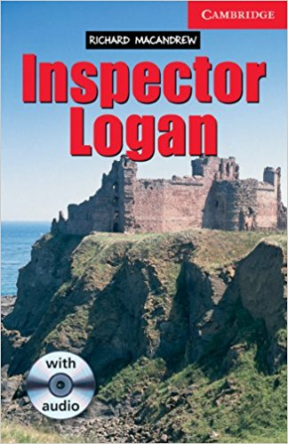 Inspector Logan 1 Book with Audio CD Pack welcome starter a class cd для занятий в классе cd