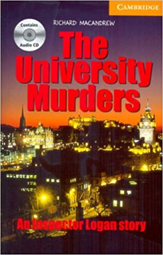 University Murders: Book with Audio CDs storyfun for flyers teacher s book with audio cds 2