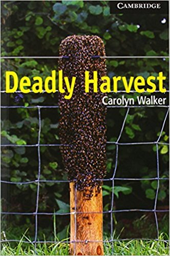 Deadly Harvest Level 6 Book with Audio CDs storyfun for flyers teacher s book with audio cds 2