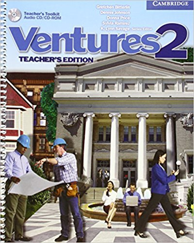 Ventures Level 2 Teacher's Edition with Teacher's Toolkit Audio CD/CD-ROM