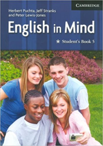 English in Mind Level 5 Student's Book new english file upper intermediate students book six level general english course for adults