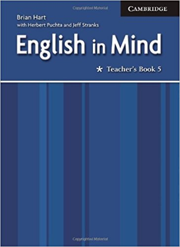 English in Mind Level 5 Teacher's Book world class teachers book level 1
