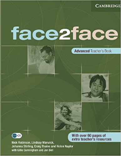 Face2face Advanced Teacher's Book face2face advanced student s book dvd rom