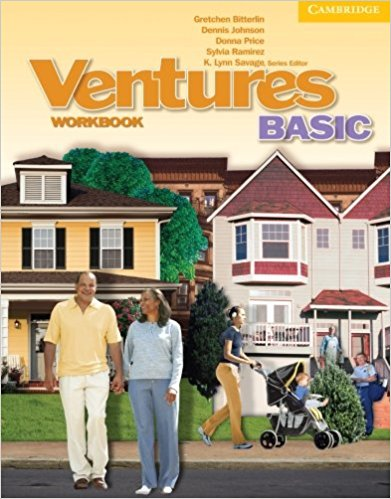 Ventures Basic: Literacy Workbook