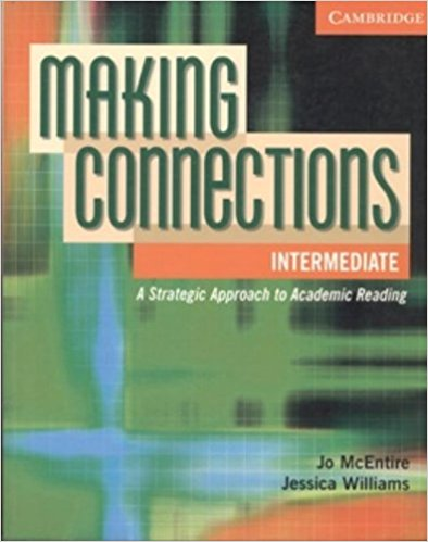 Making Connections: Intermediate: Student's Book бритва panasonic es sl41s520