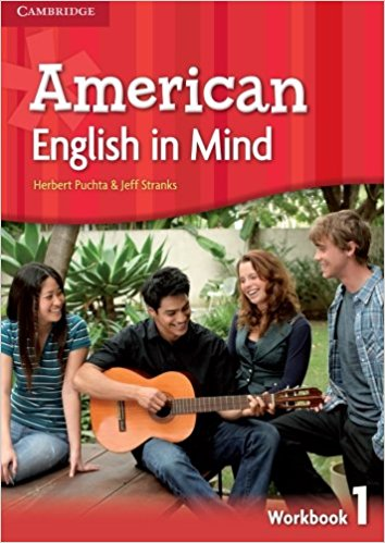 American English in Mind 1 Workbook книга open mind beginner student