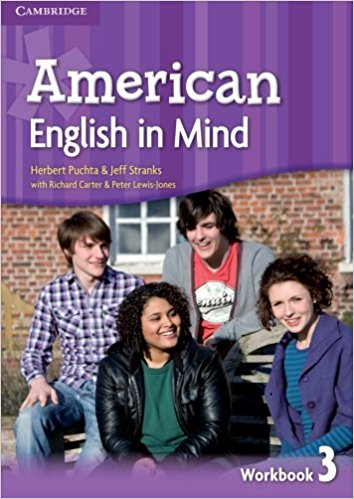American English in Mind: Level 3: Workbook joe mckenna english result intermediate workbook dvd rom