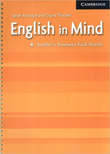 English in Mind Starter Teacher's Resource Pack beddall f malcolm in the middle krelboyne picnic starter level сd