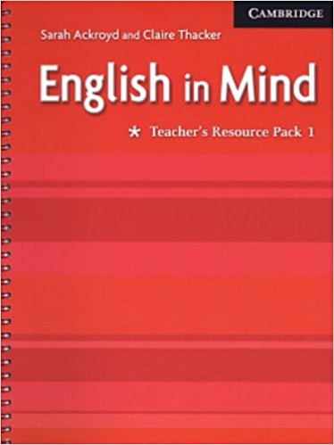 English in Mind 1 Teacher's Resource Pack reader for students of theology learning english сборник текстов на английском языке часть 2