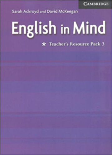English in Mind 3 Teacher's Resource Pack bruce bridgeman the biology of behavior and mind page 3
